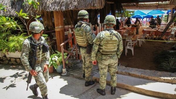Violencia Acapulco