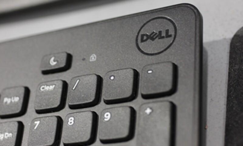 Dell reportó una caída de 72% en sus ganancias durante su segundo trimestre fiscal. (Foto: Getty Images)