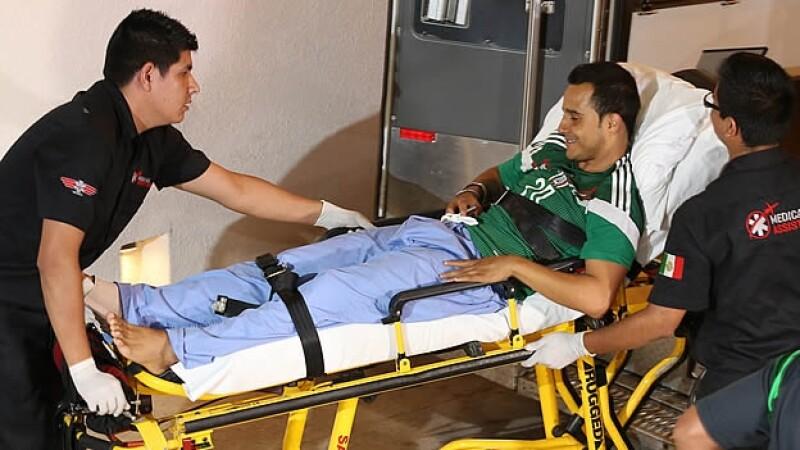 Luis Montes hospital Guadalajara