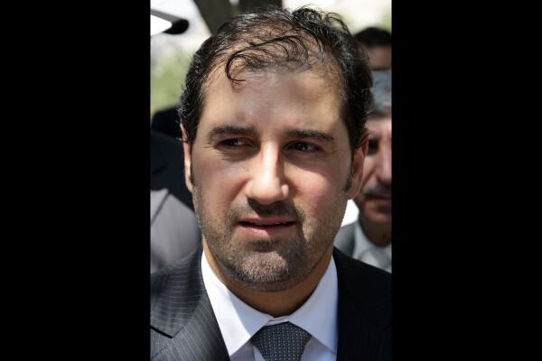 Makhlouf, primo del presidente sirio al Assad