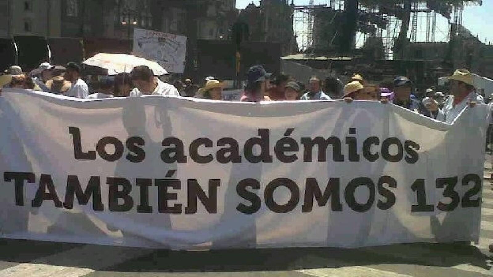 marcha anti peña yosoy132