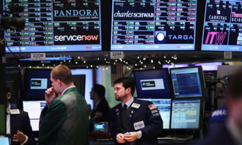 El índice S&P 500 ha registrado recientemente máximos de cinco años. (Foto: Reuters)