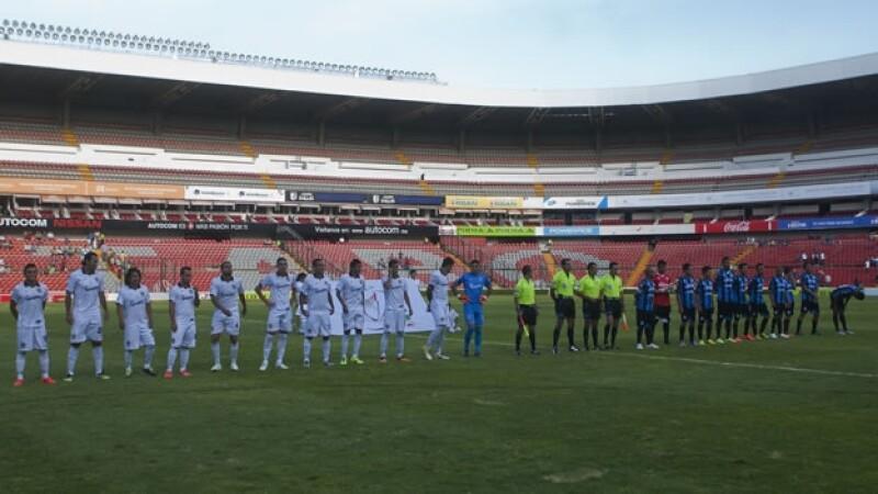 Estadio La Corregidora Queretaro-Irapuato