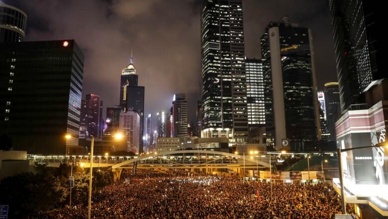 Ley de Extradición Hong Kong
