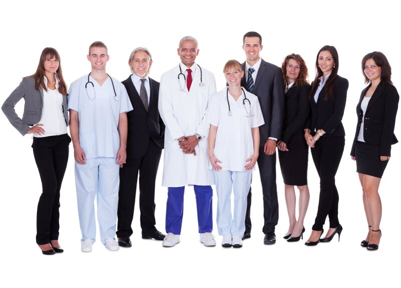 De dentistas a gerentes