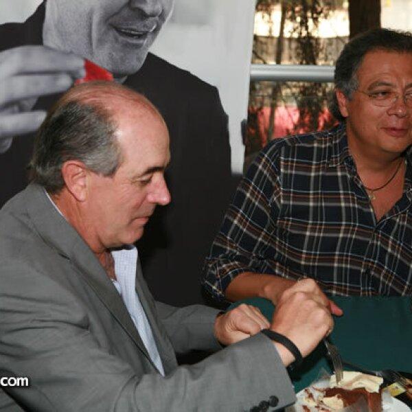Manuel Gutiérrez y Francisco Alonso