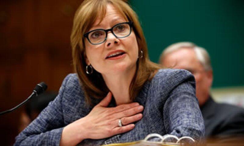 Legisladores señalaron que GM eligio no reemplazar un componente que hubiera costado 57 centavos por auto. (Foto: Reuters)