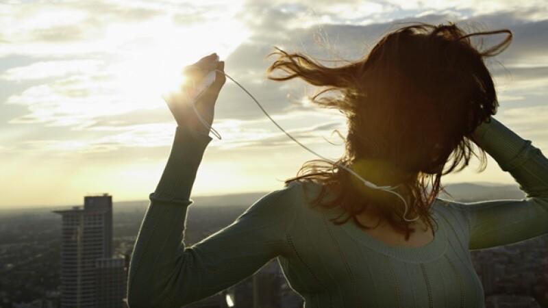 mujer libertad musica