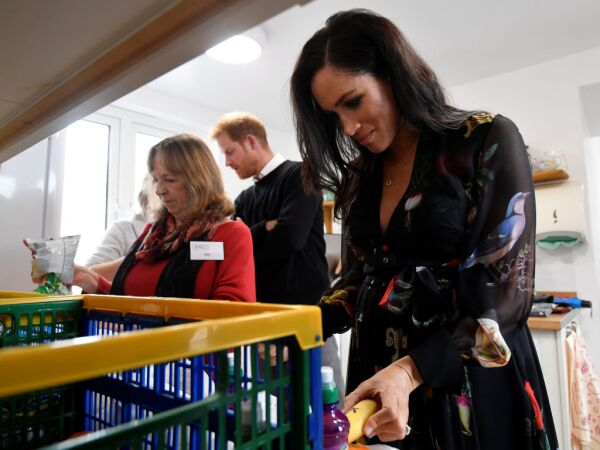The Duke And Duchess Of Sussex Visit Bristol