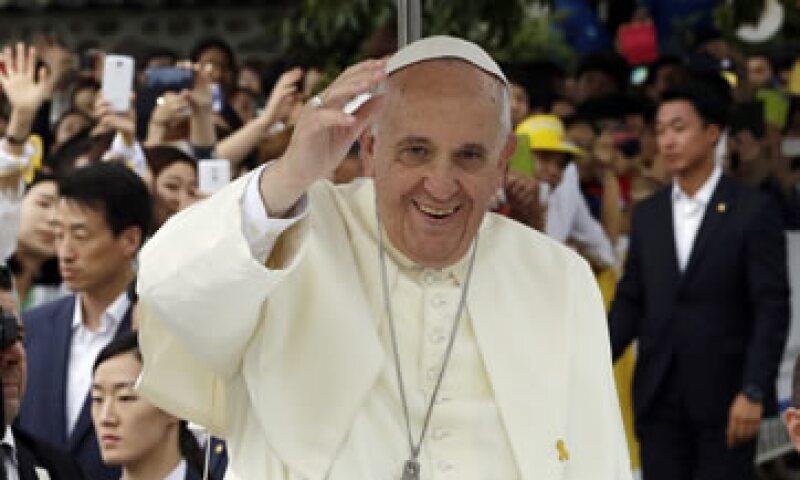 La cuenta en español del Papa Francisco fue abierta en marzo de 2012. (Foto: Reuters)