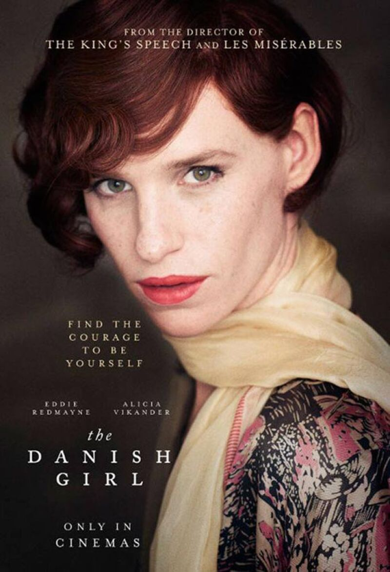En el avance de la película aparece Eddie Redmayne interpretando a una de las primeras personas transgénero en someterse a una operación de cambio de sexo.