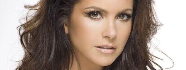 """Actualmente se encuentra rodando """"Mañana es para siempre"""" en donde interpreta a Bárbara, la villana de la telenovela."""
