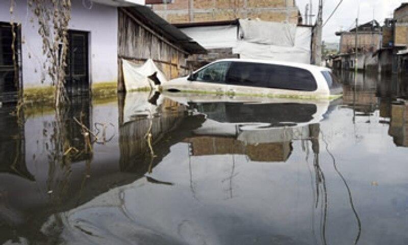 El seguro pretende moderar la carga a las finanzas públicas en la atención a desastres naturales. (Foto: Cuartoscuro)
