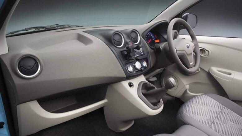 El auto 6,680 dólares en India, tendrá un motor de 1.2 litros y transmisión de cinco velocidades.