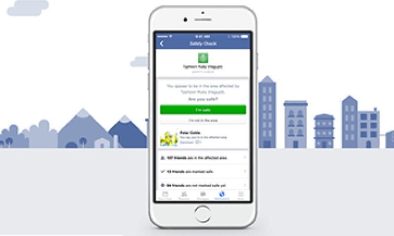 La aplicación fue desarrollada en 2014 (Foto: Facebook )