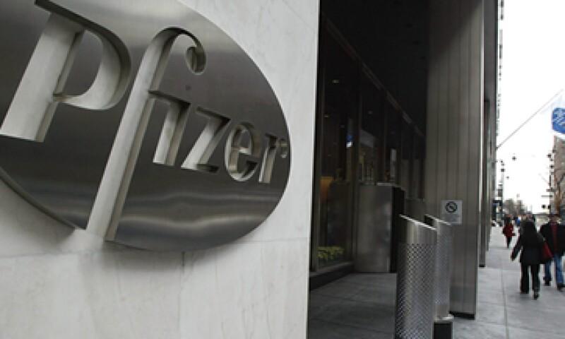 AstraZeneca ya había rechazado una oferta previa de Pfizer de 50 libras por acción. (Foto: EFE)