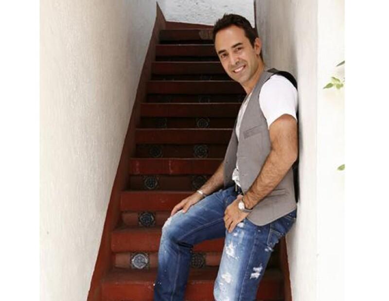 Héctor es una de las principales voces del grupo.