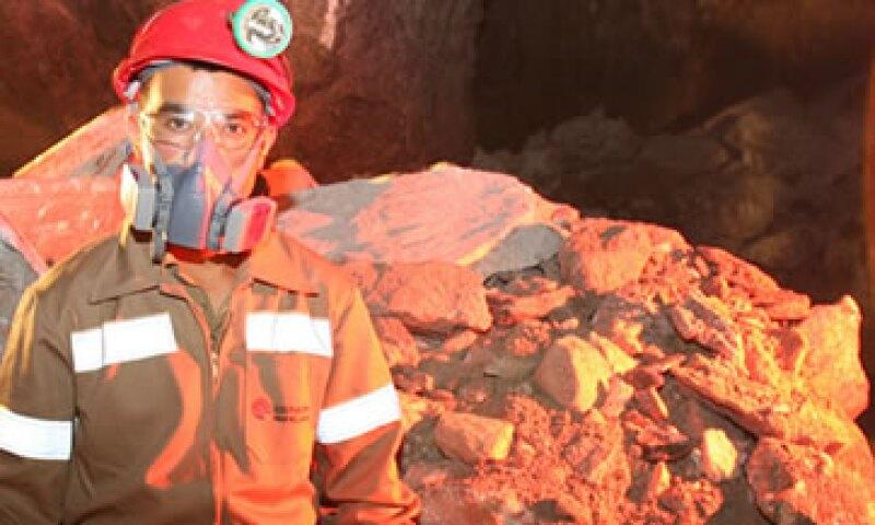 La mina Buena Vista del Cobre tiene 1,000 trabajadores sindicalizados y 300 de confianza. (Foto: Cortesía Grupo México)