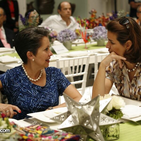 Susan Amezcua y Alejandra Zárate