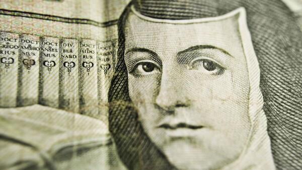 Mexican 200 peso bill