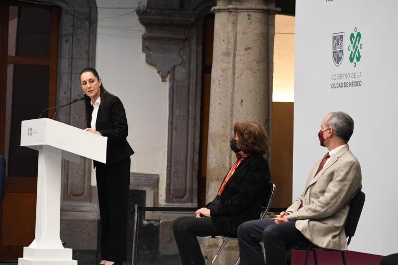 Sheinbaum y López-Gatell