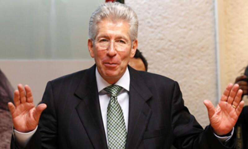 Las telecomunicaciones son fundamentales para mover a México, dijo Ruiz Esparza. (Foto: Notimex)