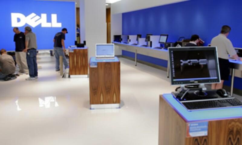 Las acciones de Dell cayeron debido a sus resultados pero después pasaron a terreno positivo. (Foto: AP)