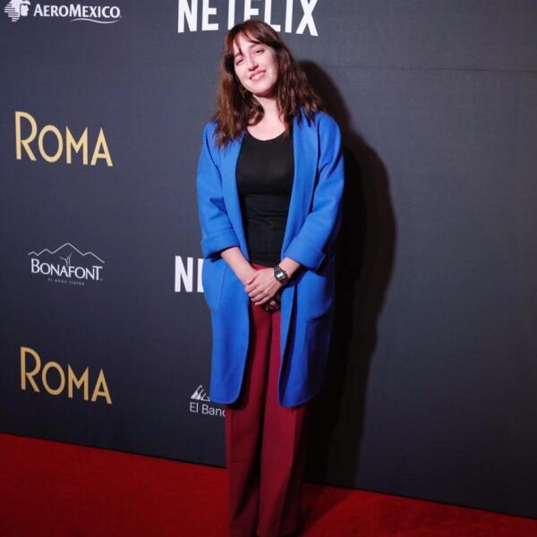 Mariana Treviño, actriz.