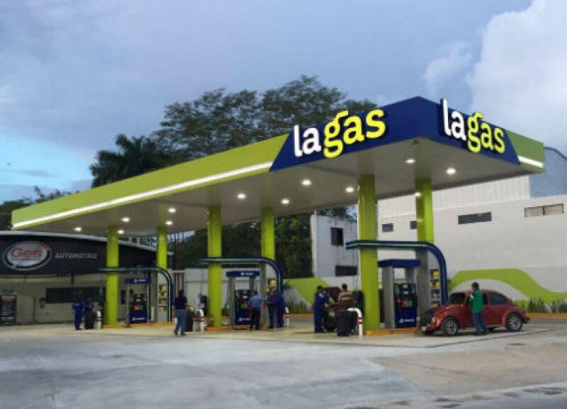 gasolinera La Gas