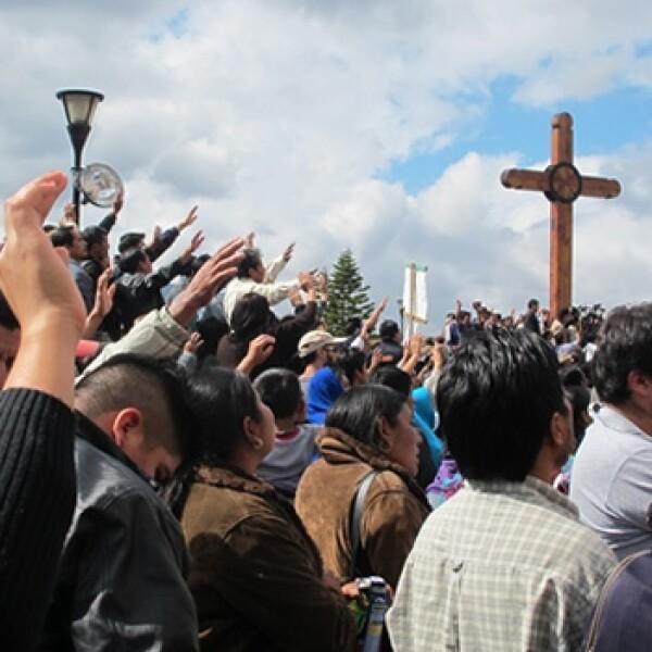 misa funeral despedida indigenas