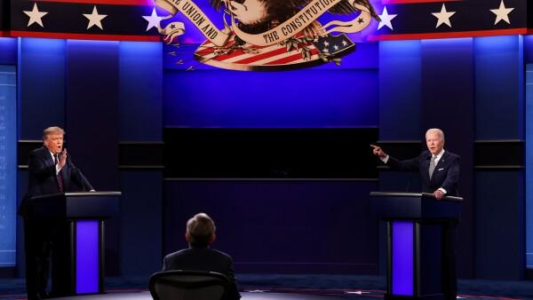 Poco presidencial