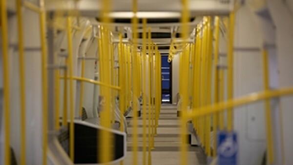 Bombardier actualmente est� construyendo la �ltima remesa de vagones para el proyecto Crossrail de Londres