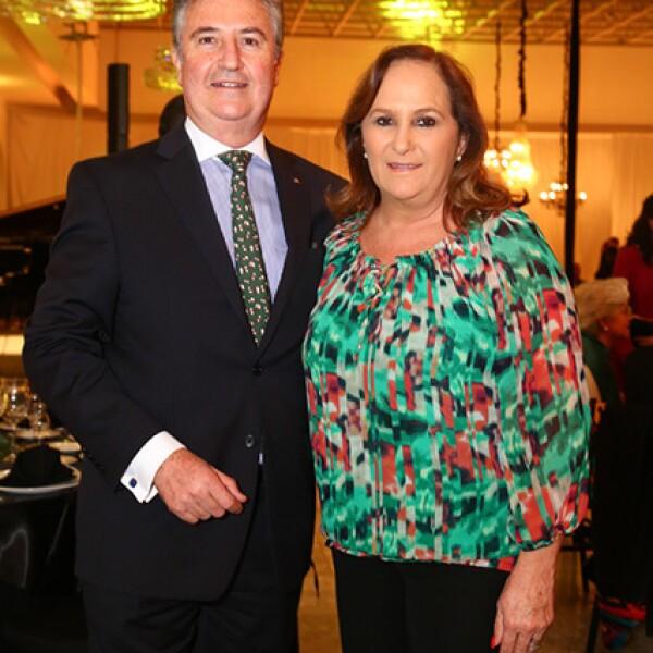 Alejandro y Maricarmen Rodríguez