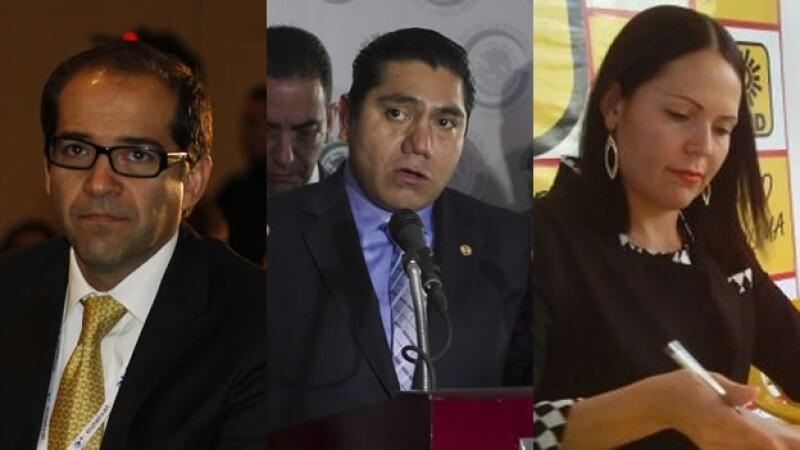 Candidatos de Colima