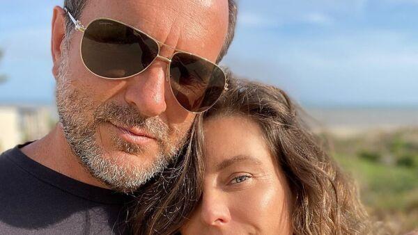 Fabián Ibarra y Dominika Paleta