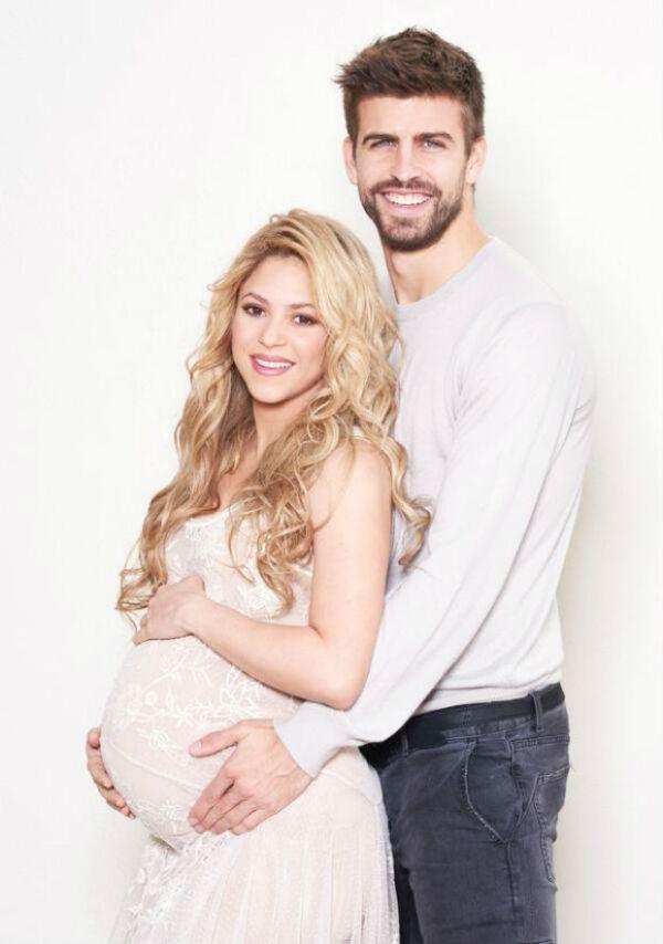 Shakira y Piqué recibirán a su segundo hijo dentro de muy poco.