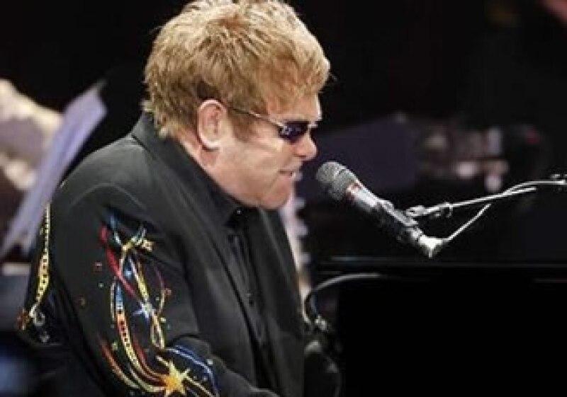 La UE expresó que un concierto de Elton John no puede equipararse a un proyecto cultural como una exposición. (Foto: Reuters)