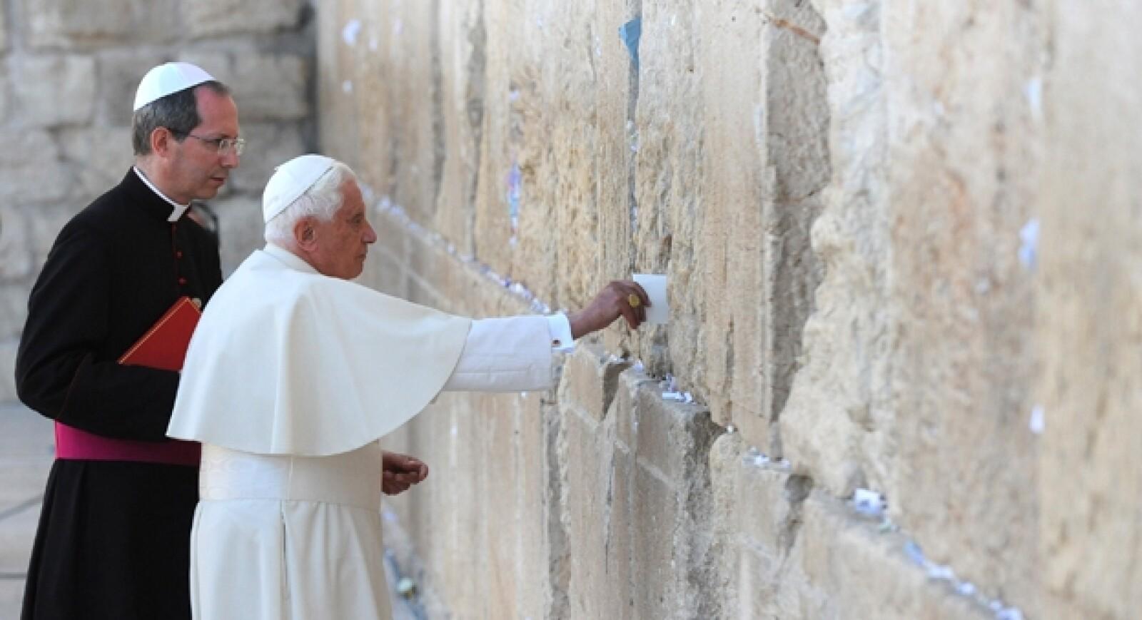 Benedicto XVI papado 19