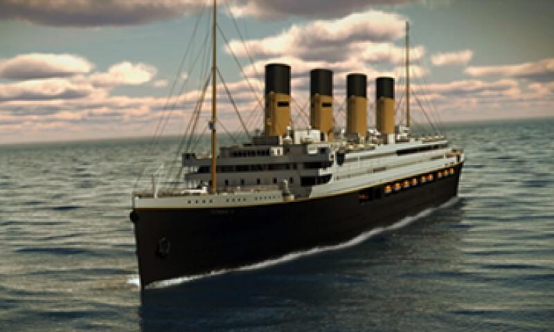 El Titanic era el crucero más grande y lujoso del mundo cuando chocó contra un iceberg en el Atlántico en 1912. (Foto: AP)