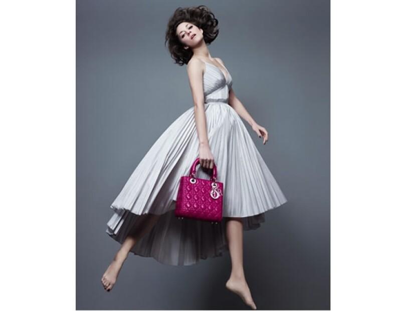 Campaña Lady Dior 2014.