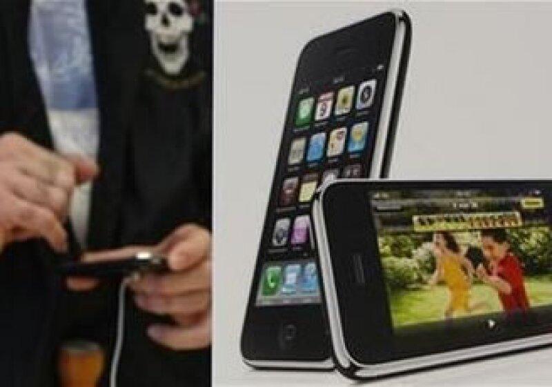 El año pasado aparecieron los primeros programas maliciosos para móviles como el iPhone. (Foto: Reuters)