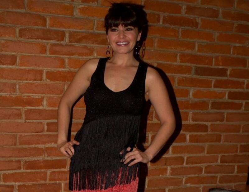 La actriz mexicana nos platicó que le gustaría hacer crecer a su familia, pues se encuentra disfrutando de un matrimonio muy estable. Además, compartió cómo se siente como productora de cine.