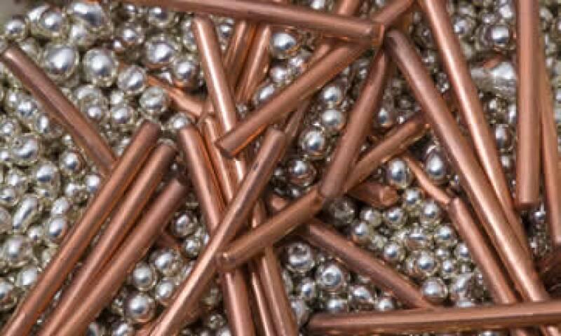 Goldman proyectó un precio de 5,542 dólares por tonelada de cobre. (Foto: Getty Images )