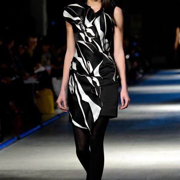 Giles: Runway - London Fashion Week AW14