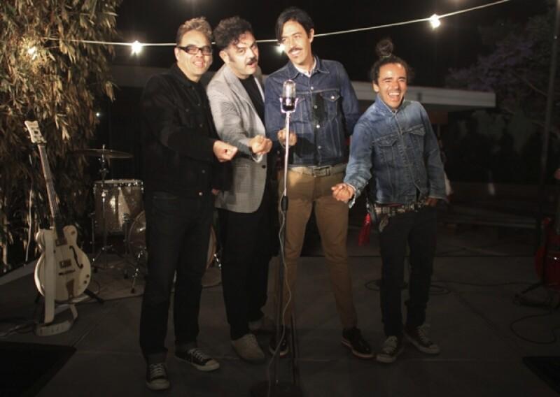 """El grupo de rock mexicano anunció ayer por medio de su cuenta de Twitter que su nueva gira """"El Objeto"""" inicia el próximo 5 de junio en el D.F., noticia que sus seguidores hicieron viral."""