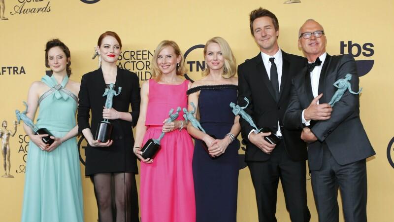 elenco birdman SAG awards