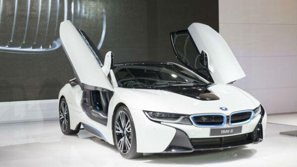 BMW i8 h�brido