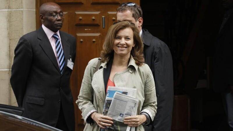 nueva primera dama de francia