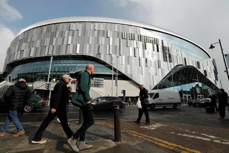 Tottenham - Estadio - Exterior