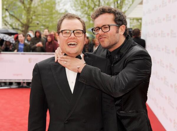 Arqiva British Academy Television Awards 2013 - Inside Arrivals
